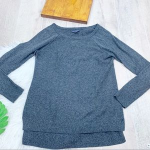 American Eagle Knit High Low Pullover Sweater 3091